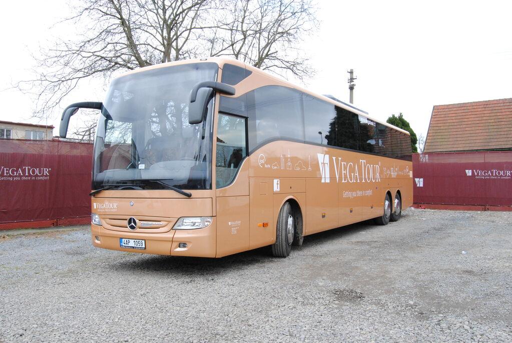 autocar MERCEDES-BENZ Tourismo 17 RHD