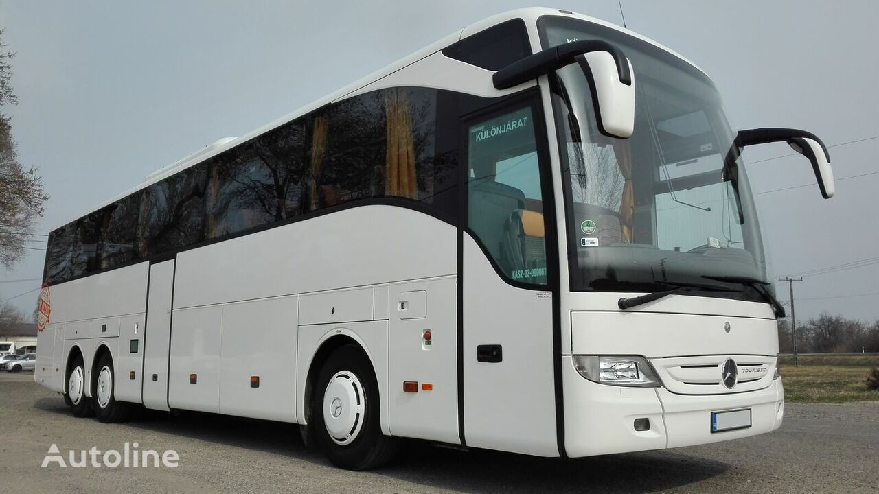 autocar MERCEDES-BENZ Tourismo RHD Euro5 53+2 13 meter