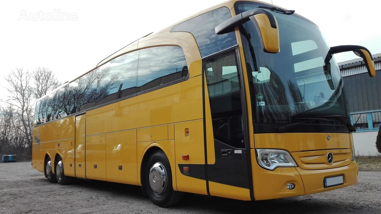autocar MERCEDES-BENZ Travego RHD-M Safety