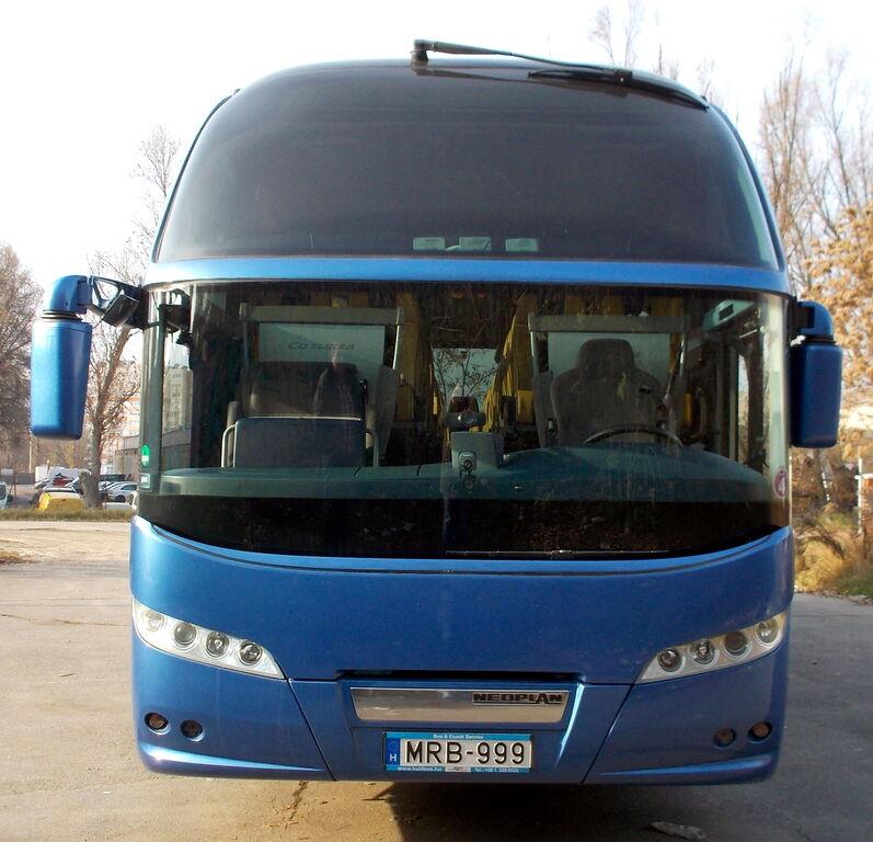 autocar NEOPLAN Cityliner N1216