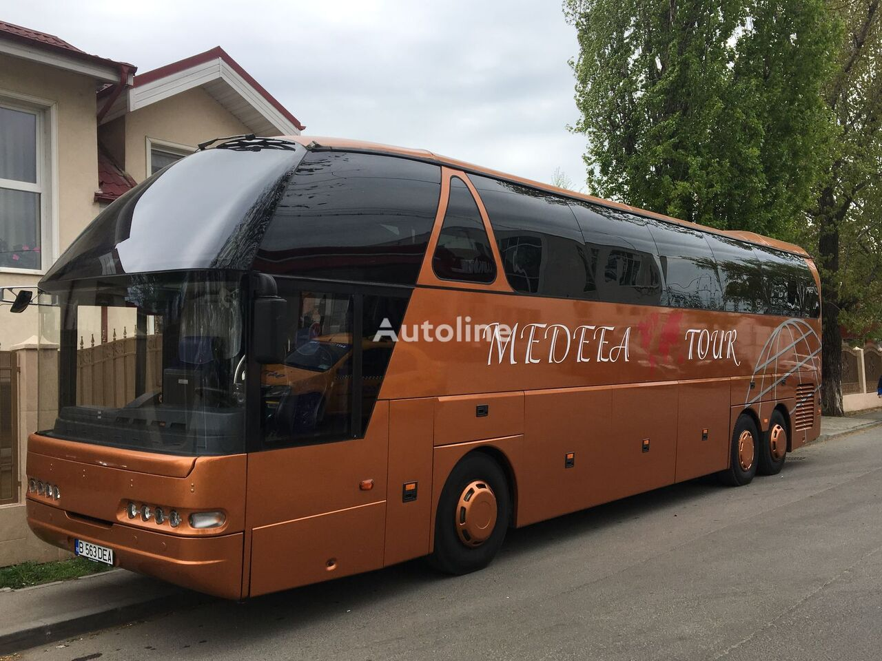 autocar NEOPLAN Starliner