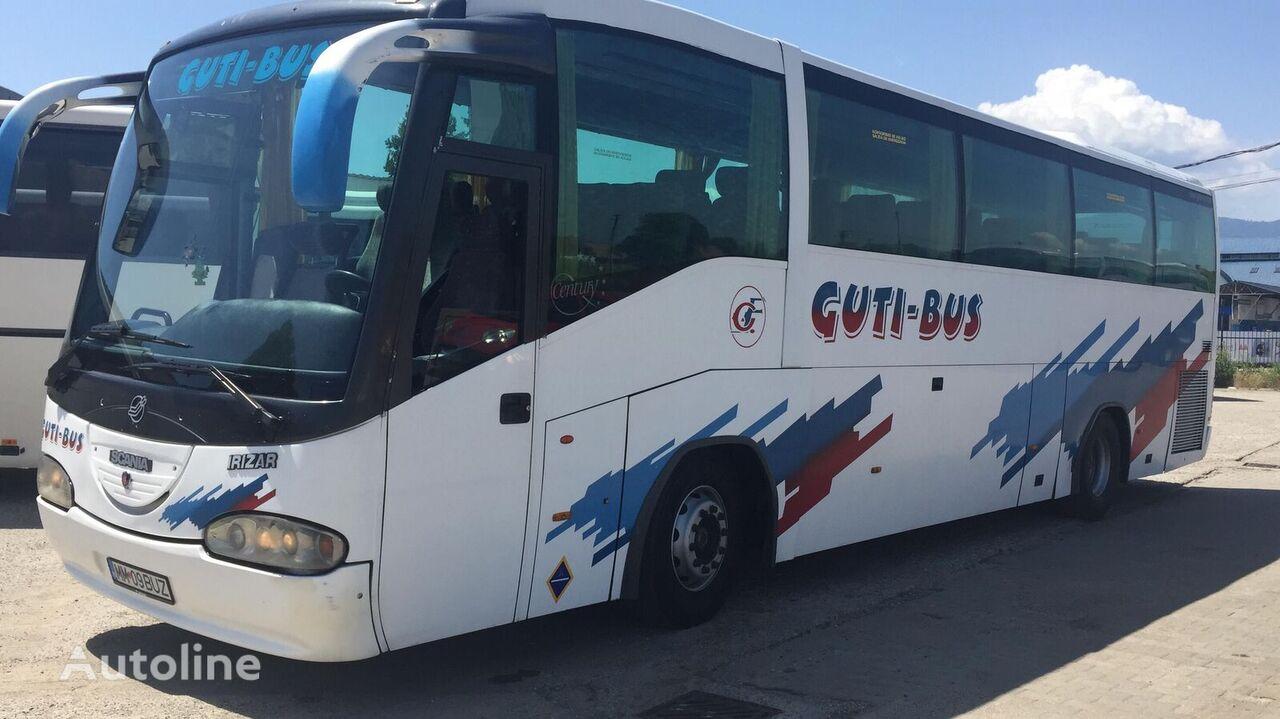 autocar SCANIA Irizar