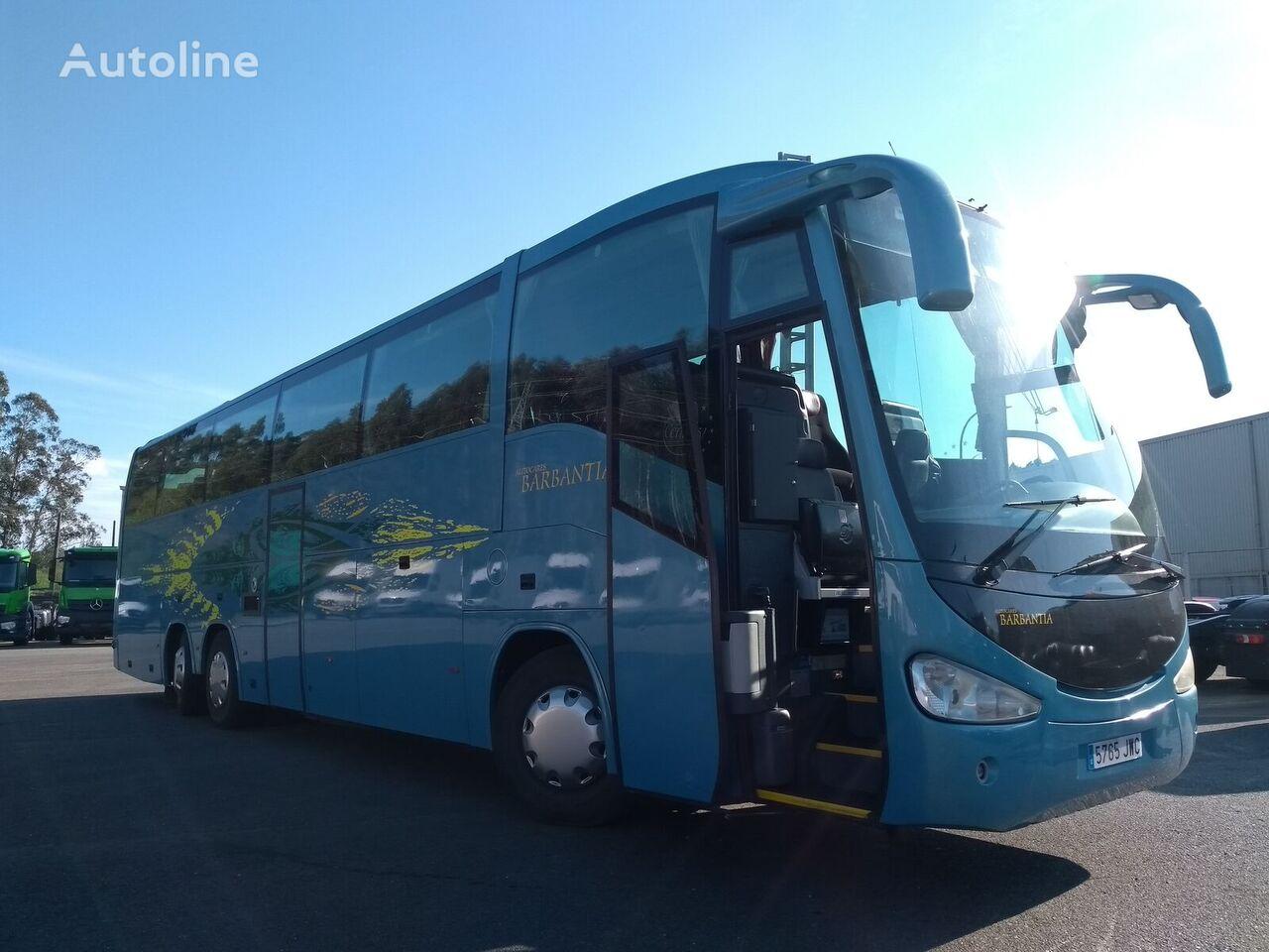autocar SCANIA Irizar new century
