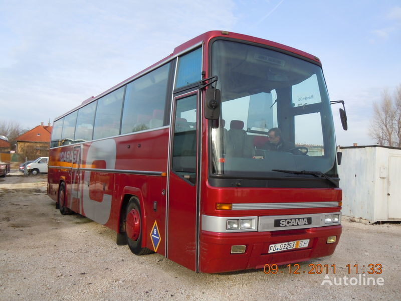 SCANIA K 113 Castrosua autocar