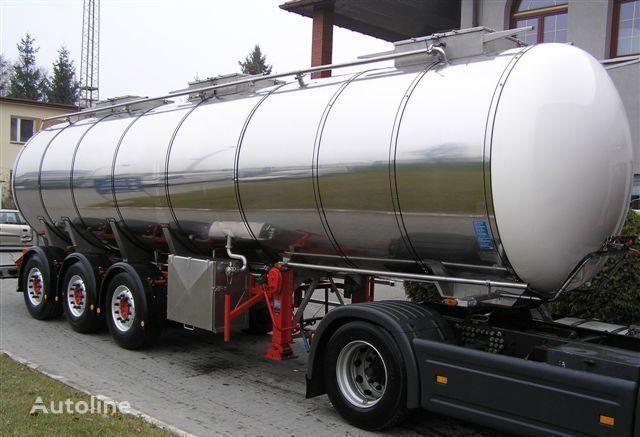 SCHRADER 31500l 5950kg !!! autocisternă