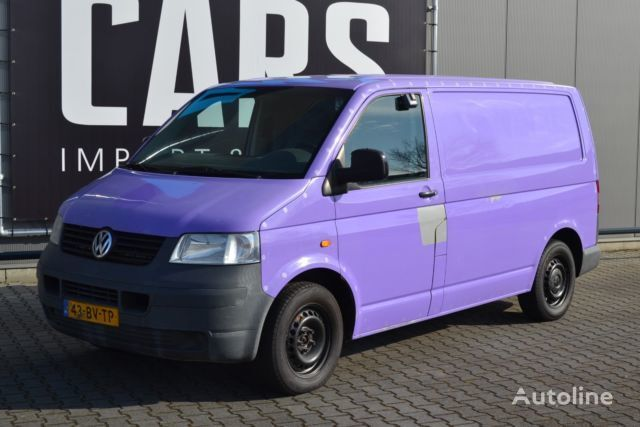 autoutilitară furgon VOLKSWAGEN transporter