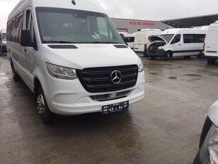 microbuz de persoane MERCEDES-BENZ Sprinter IDILIS 516,  22+1+1  *COC* 5500 kg*  prolonged with 50c nou