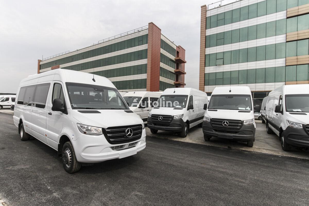 microbuz de persoane MERCEDES-BENZ IDILIS 516 19+1+1 *COC* 5500kg * Ready for delivery nou