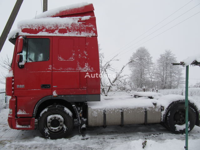 DAF XF 105, 410 autotractor