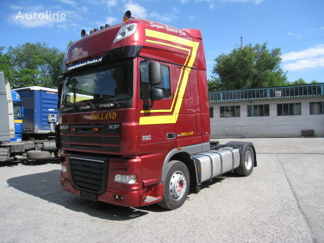 autotractor DAF XF105