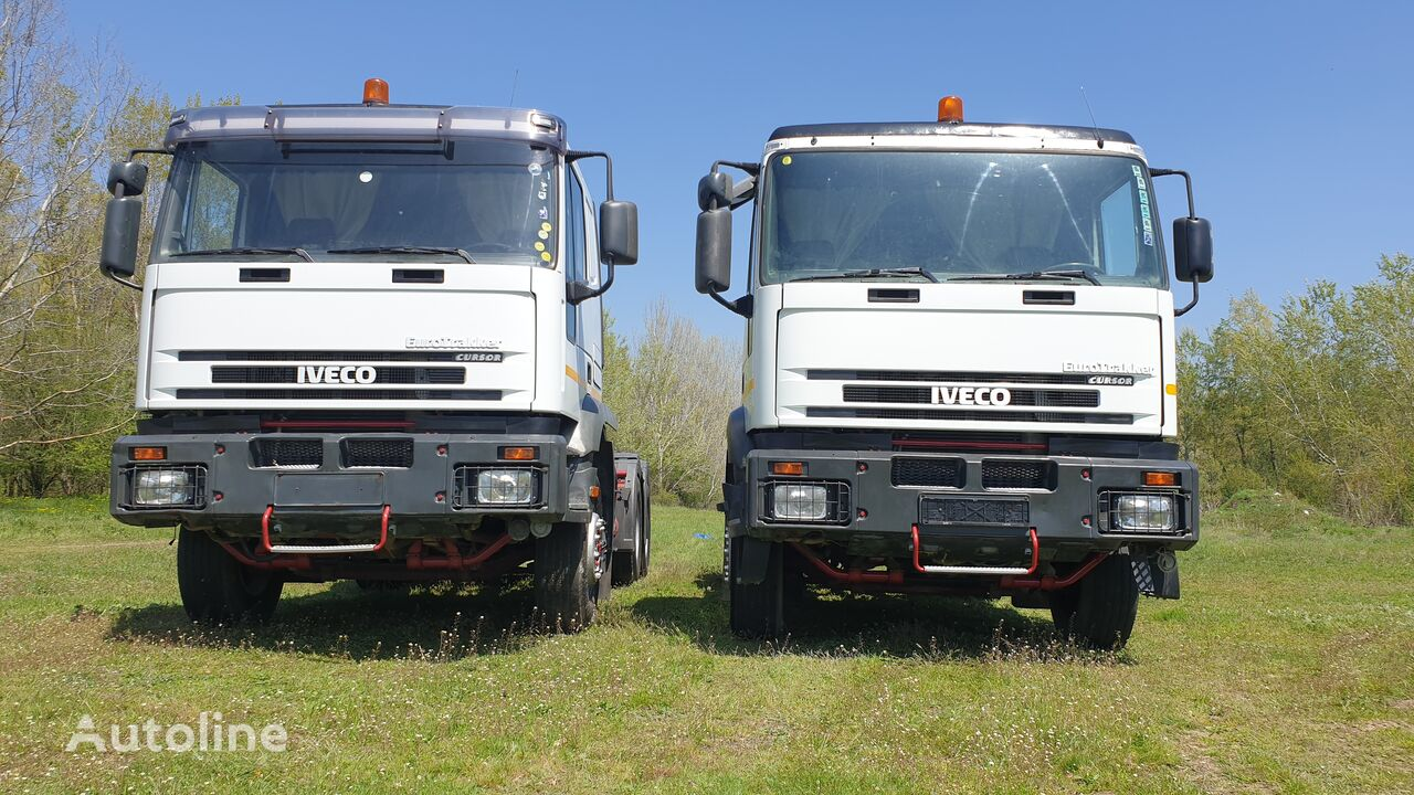 autotractor IVECO Eurotrakker Cursor13/720E44HT