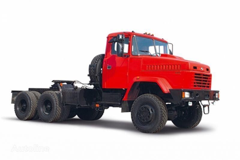 KRAZ 6443 autotractor