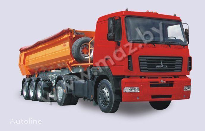MAZ 5440 A5 autotractor nou