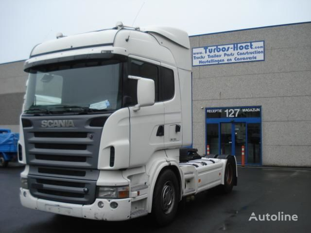 SCANIA R 500 highline autotractor