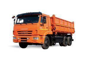 autobasculantă KAMAZ 45143-6012-50 nou