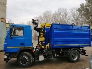 autobasculantă MAZ авто с КМУ, борт, самосвал nou