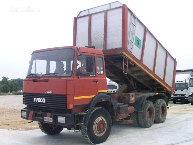IVECO 330.30 autobasculantă