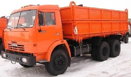 KAMAZ 45143 autobasculantă nou