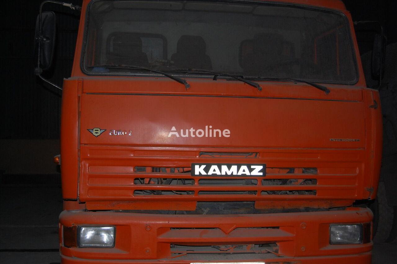 autobasculantă KAMAZ 6520