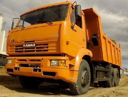 KAMAZ 6520 autobasculantă nou