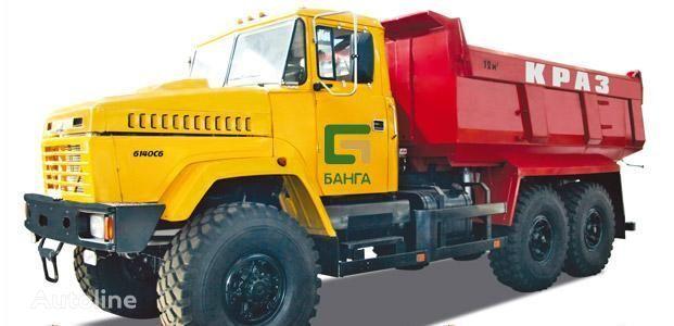 KRAZ 6140C6 autobasculantă nou