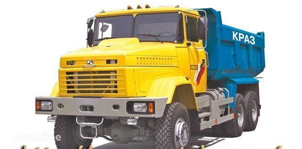 KRAZ 65032-042  autobasculantă nou