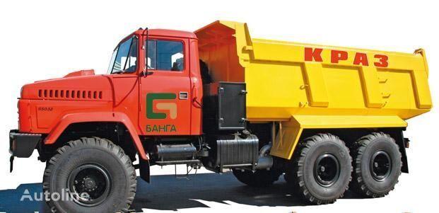 KRAZ 65032-060 autobasculantă