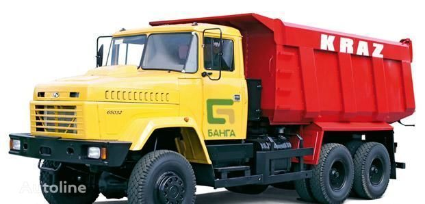 KRAZ 65032-068 autobasculantă