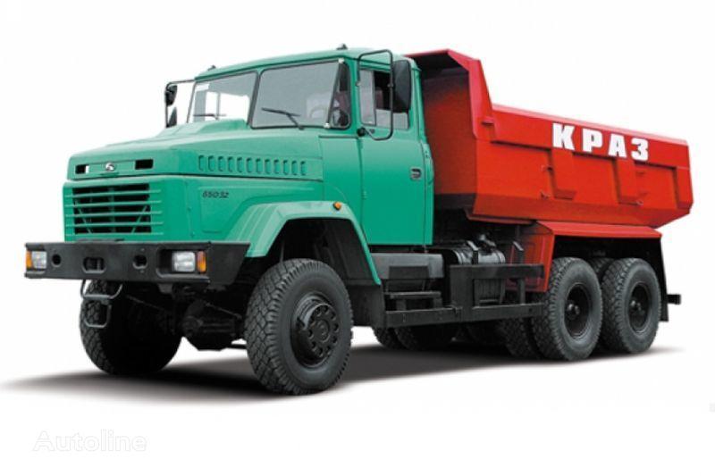 KRAZ 65032 tip 1 autobasculantă