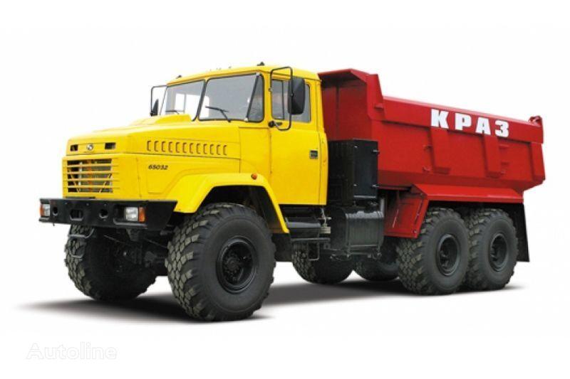 KRAZ 65032 tip 3  autobasculantă