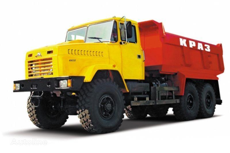 KRAZ 65032 tip 4  autobasculantă
