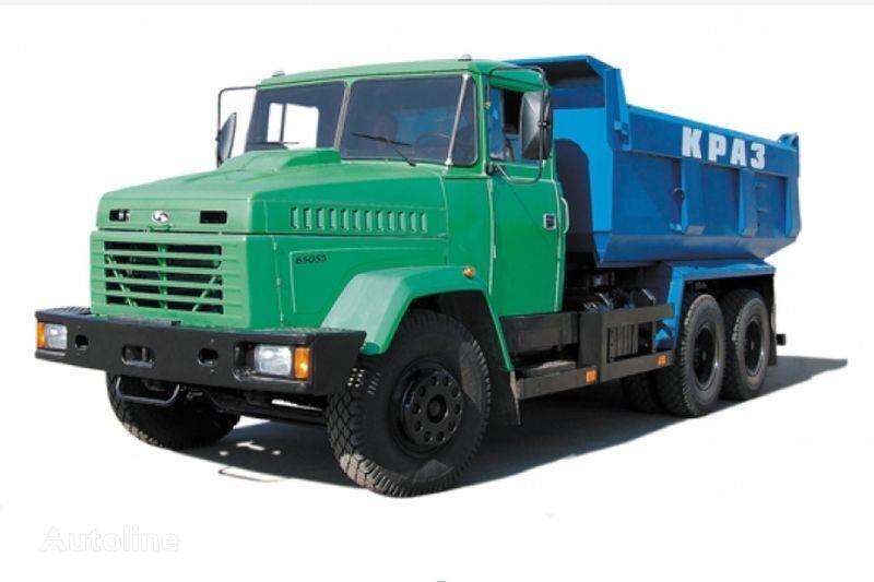 KRAZ 65055 tip 1  autobasculantă