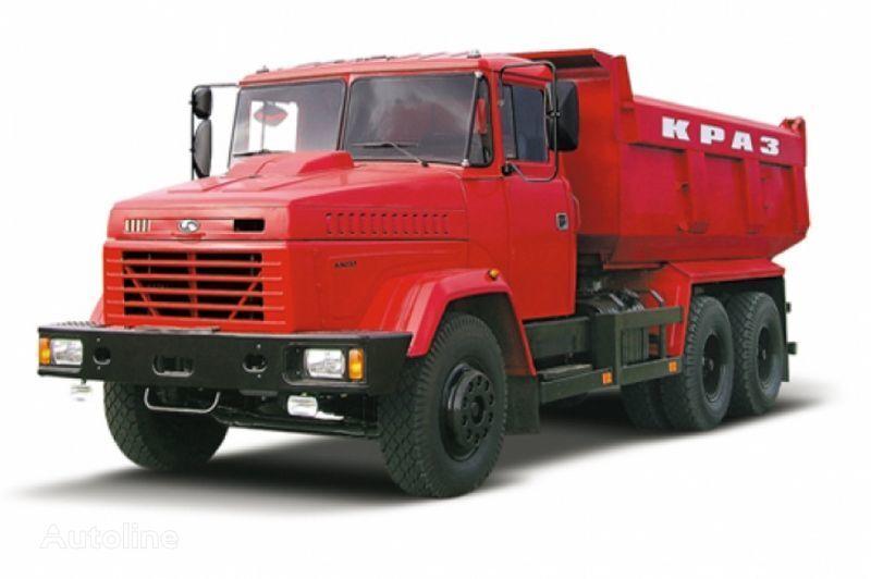 KRAZ 65055 tip 2 autobasculantă