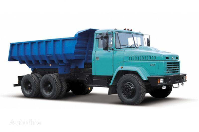 KRAZ 6510 tip 1  autobasculantă