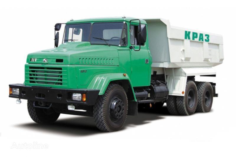 KRAZ 6510 tip 2 autobasculantă