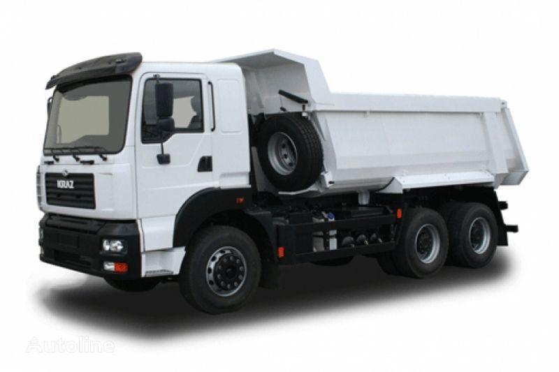 KRAZ C26.2M  autobasculantă