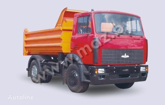 MAZ 5551 (A5, 45) autobasculantă