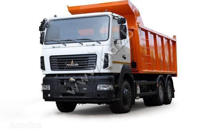 MAZ 6501B9-420-000 autobasculantă nou