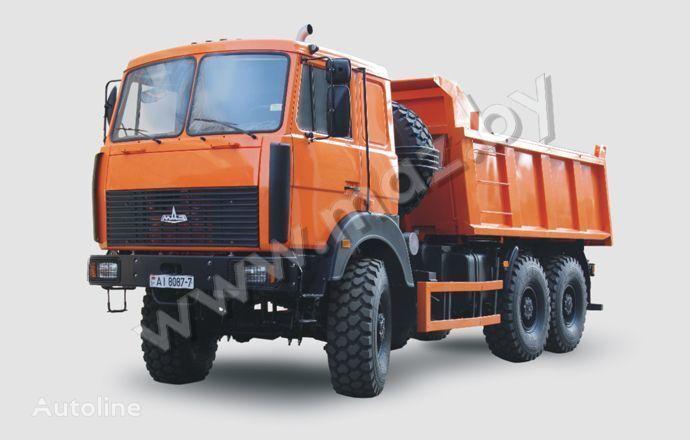 MAZ 6517 Polnoprivodnyy autobasculantă