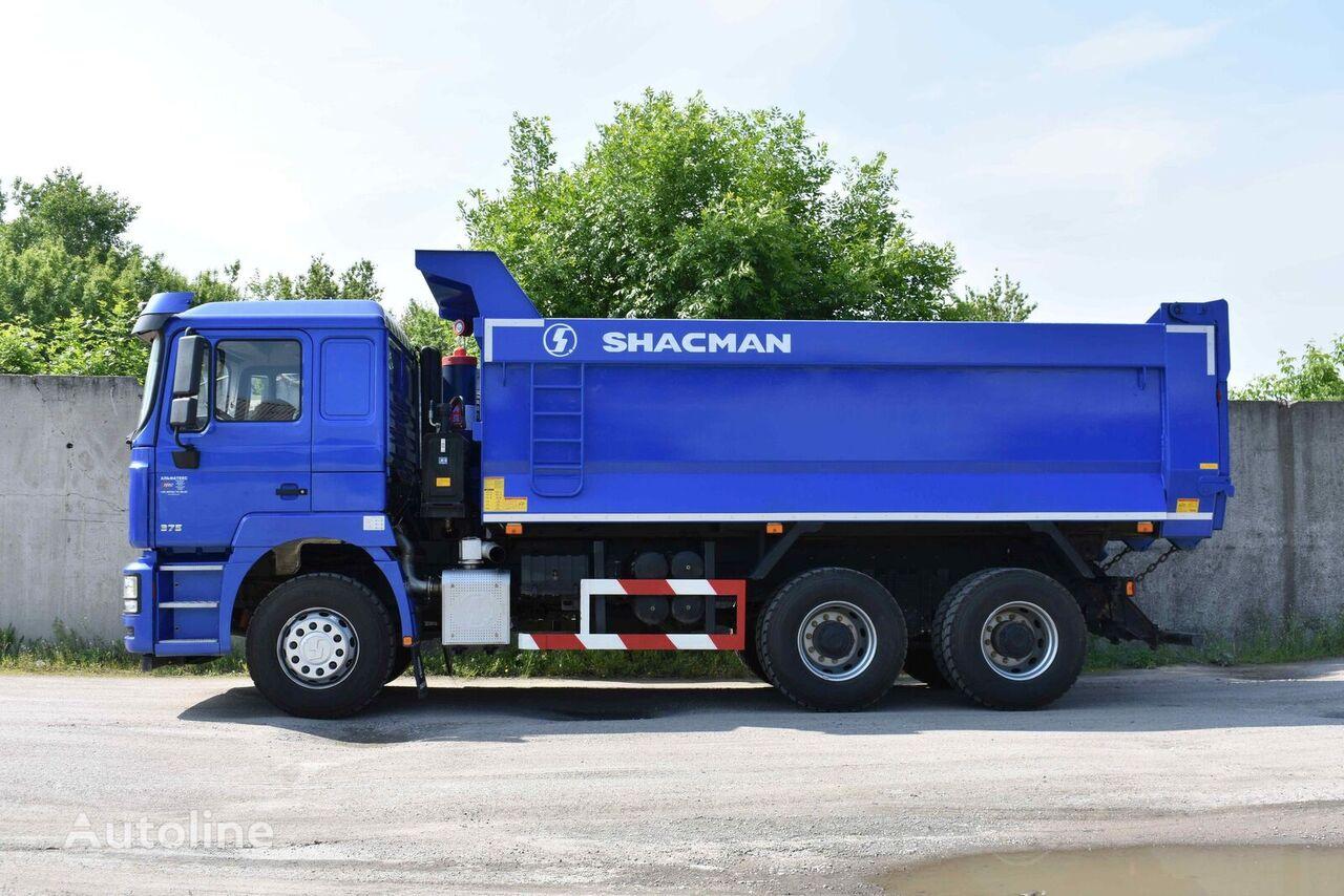 autobasculantă SHACMAN SHAANXI SX3258DR384 nou