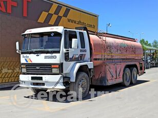 camion autocisterna FORD 1997 CARGO 2520 WATER TRUCK / TANKER