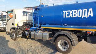 camion autocisterna JAC Автоцистерна для технической воды АЦ-4 nou