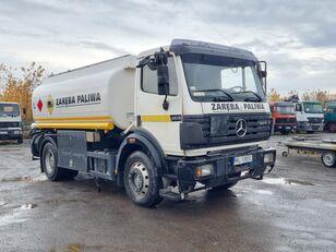 camion autocisterna MERCEDES-BENZ 1824 v6 tanker