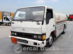 camion autocisterna HYUNDAI 1999  H 350 EURO2  TANKER COUNTER CENTRİFUGE