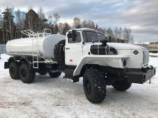 camion autocisterna URAL Автомобиль специальный 5677 автоцистерна для перевозки питьевой nou