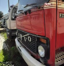 camion autocisterna VOLVO F7