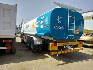camion cisternă combustibil HOWO On Sale!!! 6x4 Aluminium Compartments Fuel Tank Truck