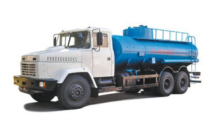 camion cisternă combustibil KRAZ 65053