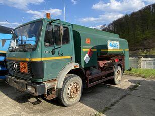 camion cisternă combustibil MERCEDES-BENZ 1417 SK, Inhalt, Pump