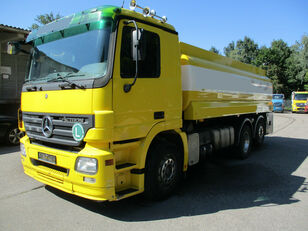 camion cisternă combustibil MERCEDES-BENZ Actros 2644 6x2
